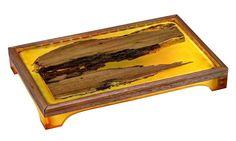 Blog da Revestir.com: Reuso de madeira e resina no design arte da RSzpil...