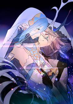 Kamui × Aqua || Fire Emblem: If (Fates)
