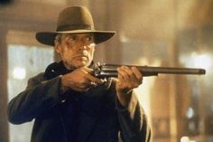 Clint Eastwood as Will Munny in Unforgiven