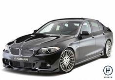 2011 Hamann BMW 5-Series F10 M-Technik
