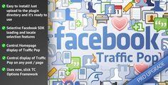 Facebook Traffic Pop PRO