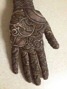 Temporary Tattoo With Marker  Henna Designs  Pinterest  Markers Temporary