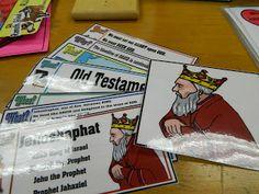 Hands On Bible Teacher: Ahab