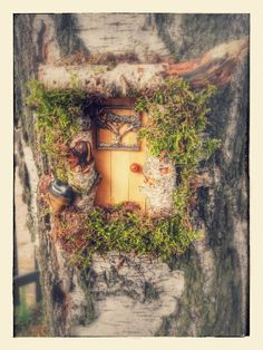 Entrance to the Fairy Land, for my little Daughter
