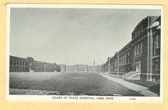 Court of State Hospital, Lima, Ohio