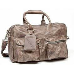 Cowboys Bag - grijze tas