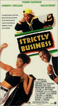 (1991)In this lively comedy, an African American yuppie rethinks life on the corporate fast-track after he falls in love with an ultra hip club promoter. Knowing that she finds him a total square, he seeks the advice of a swinging young mail boy.
