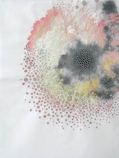 Artist: Karen Margolis  Image Via: Of Paper and Things  #EarthDay2012 #Coral