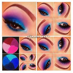 Lalalove this beautiful bright look created by @jackie760  Check out her IG and show her some major love! She is amazings!! @jackie760 @jackie760 @jackie760 @jackie760 @jackie760 @jackie760 - @aurevoirxo- #webstagram