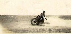vintage bobber photos - Google Search
