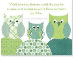 cute owl quote  from a book