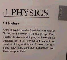 Funny Science Jokes, Nerd Jokes, Science Memes, Nerd Humor, Science Facts, Funny Jokes, Physics Facts, Chemistry Jokes, Quantum Physics