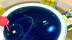 """Space Dandy 16 S2 E3 """"Slow and Steady Wins the Race, Baby"""""""