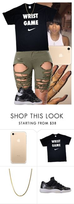 """""""Untitled #1329"""" by msixo ❤ liked on Polyvore featuring NIKE"""