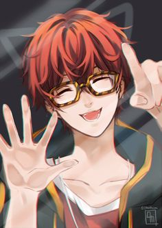 Mc, seven, and 707 이미지