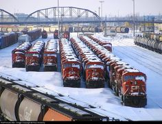 RailPictures.Net Photo: CP 9160 Canadian Pacific Railway EMD SD90MAC at Winnipeg, Manitoba, Canada by Paul Sincerny