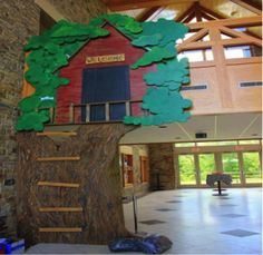 VBS Off the Map Decorating Ideas - Guildcraft Arts & Crafts Blog