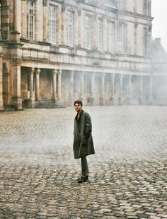 Xavier Dolan for Style Magazine Italia