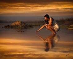 """At Sunset"" by JakeOlsonStudios"