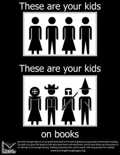 Books! They're good!