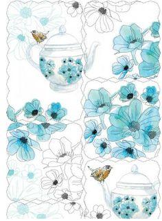 Daniela Brum: Surface Design - Megan Ashwell