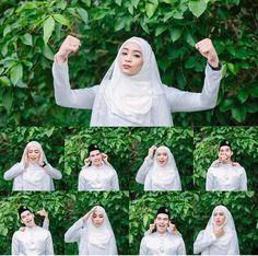 Ajie (@NazrieRazali_) | Twitter Muslim Wedding Photos, Muslim Wedding Dresses, Wedding Hijab, Photoshoot Themes, Pre Wedding Photoshoot, Wedding Poses, Wedding Photography Cameras, Malay Wedding Dress, Marriage Pictures
