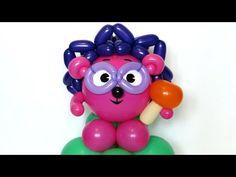 Сделай сам всё или почти всё из воздушных шаров. Я не использую клей и скотч для соединения шариков. Цветы из шаров, зверюшки, игрушки, персонажи мультфильмо...
