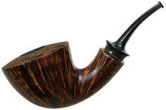 BriarWorks Handmade Dark Smooth Bent Dublin