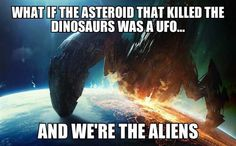 Another of my evolution theories... With the help of Ancient Aliens