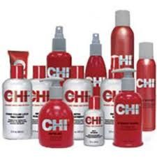 The Chi haircare line
