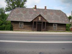 Dom mojego przodka przy ul.Dukielskiej w Miejscu Piastowym