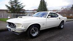 1969 Ford Mustang Boss 429 Fastback KK #1630, Original Engine presented as lot S102 at Portland, OR 2016 - image1