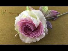 Image Article – Page 593841900849543991 Diy Lace Ribbon Flowers, Making Fabric Flowers, Satin Flowers, Crepe Paper Flowers Tutorial, Paper Flowers Craft, Flower Crafts, Fabric Flower Brooch, Fabric Roses, Paper Cutting Patterns