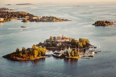 Helsinki's Islands, Finland | What to do in Helsinki: Summer in the Outdoors