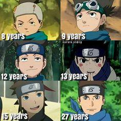 He's grown up
