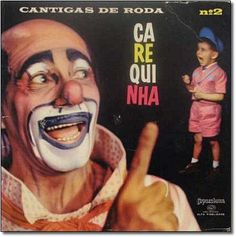 Scream-Evoking Clown | Community Post: The 11 Creepiest Album Cover Clowns