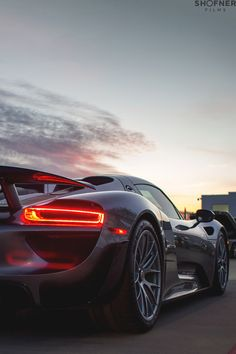 motivationsforlife:  Porsche 918 Spyder by Daniel Shofner //...