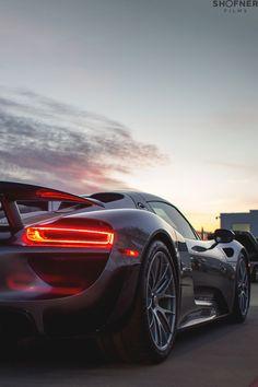 motivationsforlife:  Porsche 918 Spyder by Daniel Shofner //...