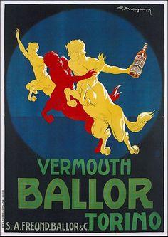 Vermouth Ballor ~ Giorgio Muggiani