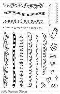Doodle boarders