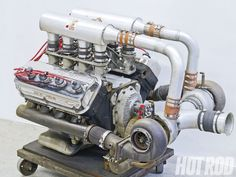 Twin Turbo Hemi