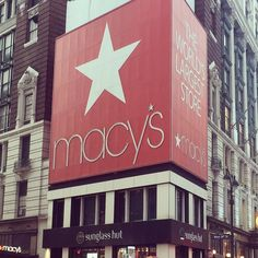 "xxmrsb: "" #shopping #like4like #like #weekend #midtown #nyc #newyork #manhattan #best #fun #watchout #chic #cool #happy #holidays #style #shoes #lipstick #clothes #amazing #igers #instadaily #tweegram #work #sgh #macys"""