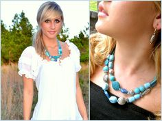 Trades of Hope Beautiful Fair Trade Necklace from Blue Mango in India!