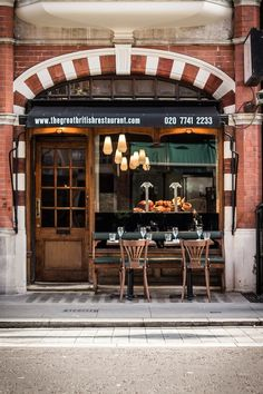 The Great British Restaurant | London
