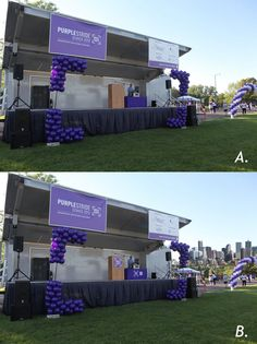#PhotoQuiz: Spot the differences and let us know what you find. Good luck! #quiz #eventsigns