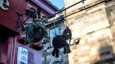The Elephant House Tea Room, Edinburgh
