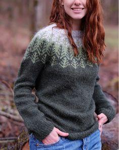 Skogafjall Sweater image