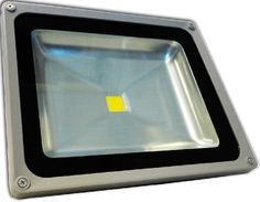 Warm White LED Flood Light Lamp 110V-265V 50W Floodlight Outdoor by AGT. $65.00. Warm White Color 3000K-3500K Range Flood wide beam output. Works with any household voltage 85V AC- 265V - Wire o any outlet or electricity socket. AGT Brand 50W Wide Angle LED Floodlight Warm White Color that is natural. Outdoors or Indoors - Water Proof high quality!. Size: 28.8cm x 24cm x 15cm (not small). 1. High efficiency LED with long lifespan up to 50,000 hours. 2. Die cast ...