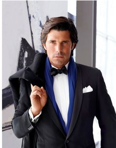 Nacho Figueras for Ralph Lauren