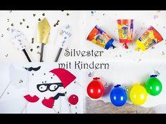 Silvester mit Kindern: 4 kreative Ideen für Party-Stimmung — Mama Kreativ